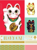Notecards: Lucky Cat