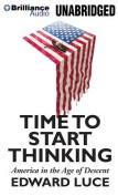 Time to Start Thinking [Audio]