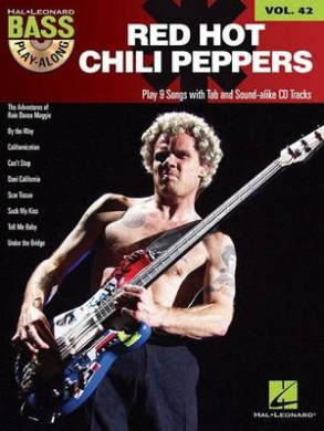 Bass Play Along: Red Hot Chili Peppers: Volume 42 (Bass Play Along)