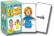 CARSON DELLOSA CD-3927 FLASH CARDS SIGN LANGUAGE