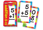 TREND ENTERPRISES T-23004 POCKET FLASH CARDS ADDITION-3 X 5 56 TWO-SIDED CARDS