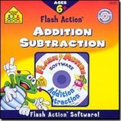 School Zone Flash Action - Addition & Subtraction