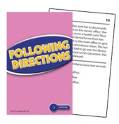 Following Directions Cards