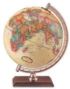 Forester Antique Style World Globe