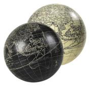 Authentic Models GL211 Vaugondy Sphere in Black - GL211,