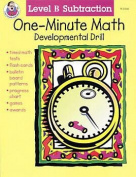One Minute Math Sub 11-18