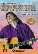 The Power of Delta Blues Guitar 2