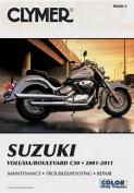 Suzuki Volusia/Boulevard C50 2001-2011 (Clymer Manuals