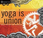 Yoga is Union [Audio]