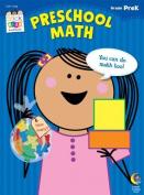 Preschool Math Stick Kids Workbook