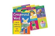 Barker Creek LL-507D Compound Words Chart Set