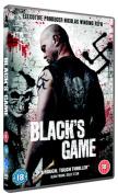 Black's Game [Region 2]
