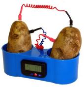PacSci Potato Clock