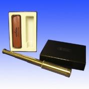 36cm Brass Telescope - Executive Gift