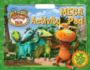 Dinosaur Train Mega Activity Pad