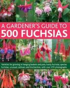 A Gardener's Guide to 500 Fuchsias