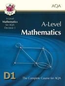 AS/A Level Maths for AQA - Decision Maths 1