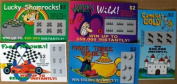 Fake Lottery Tickets-set of 100-Great gag gift