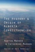 The History and Origin of Alberta Constituencies