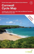 Cornwall Cycle Map