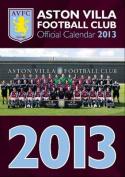 Official Aston Villa FC 2013 Calendar