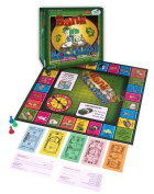 Bank Account [With Instructions, Checks, Deposit Slips, Currency, Etc and Gameboard with Spinner]