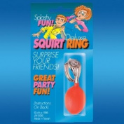 Deluxe Squirt Ring Prank Toy