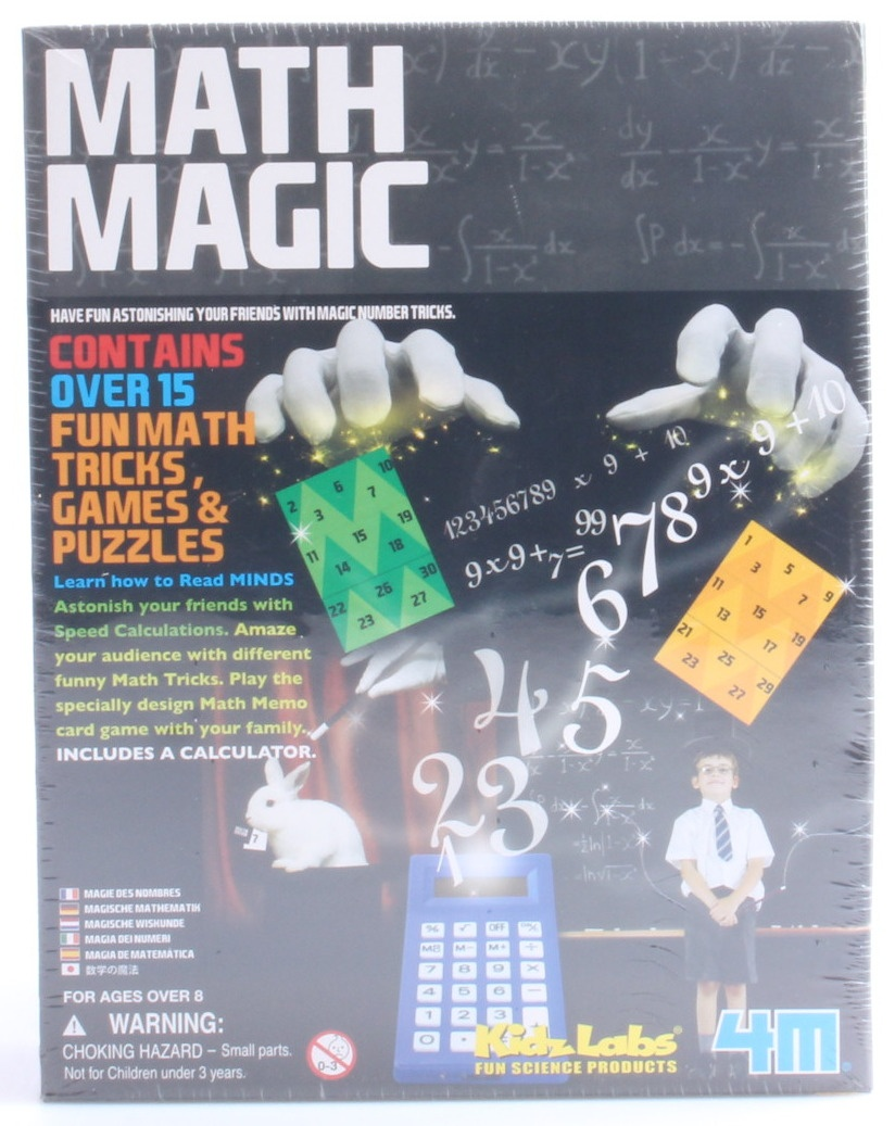 Toysmith Math Magic | PrestoMall - Board Games
