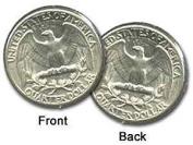2 Sided Tails Quarter Magic Trick