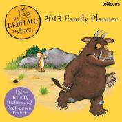 Gruffalo Family Planner Grid 2013 Calendar