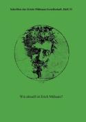Schriften Der Erich-M Hsam-Gesellschaft, Heft 31 [GER]