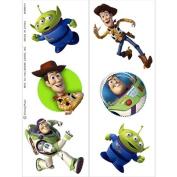 Toy Story Temporary Tattoos