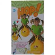 Gymnic / Hop-66 70cm Hop Ball, Blue