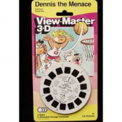 Dennis The Menace Viewmaster #1065 1989