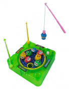 Schylling Gone Fishing Game - Wind Up