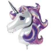 Unicorn Jumbo Foil Balloon Party Supplies