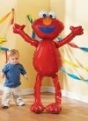 Elmo Airwalker Mylar Jumbo Balloon [Toy]