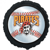 Costumes 203917 Pittsburgh Pirates Baseball- Foil Balloon