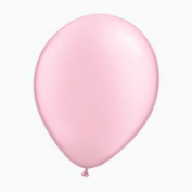 Qualatex 28cm Round Balloons, Pastel Colours - Pearlized - Pack of 100