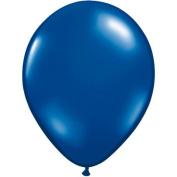 Mayflower 6646 28cm Sapphire Blue Latex Balloons Pack Of 100