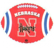 Nebraska Huskers 50cm Football Balloon