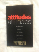 Attitudes and Altidutes