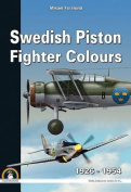 Swedish Piston Fighter Colours