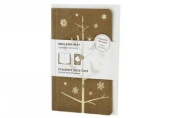 Moleskine Ornament Card Pocket - Mockingbirds