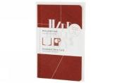 Moleskine Ornament Card Pocket - Holiday Hexagon