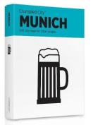 Munich Crumpled City Map