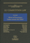 EU Competition Law, Volume 5