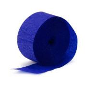 Blue Crepe Streamer - 81'