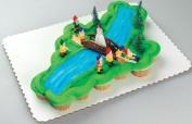 Princess and Dwarves Cake Kit