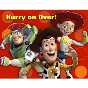 Hallmark 161298 Toy Story 3 Invitations- 8 count